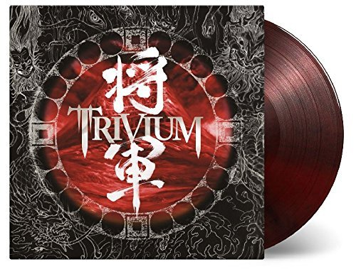Trivium Shogun (red & Black Mixed Vinyl) Red & Black Mixed Vinyl 2lp