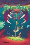 Kyle Starks Rick And Morty Book 3 Deluxe Edition