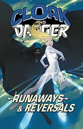 Peter Gross Cloak And Dagger Runaways And Reversals