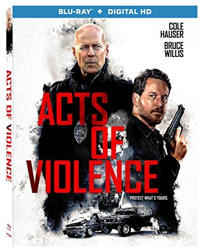 Acts Of Violence Willis Hauser Blu Ray R