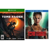 Xb1 Tomb Raider Shadow Of The Tomb Raider Limited Steelbook Edition