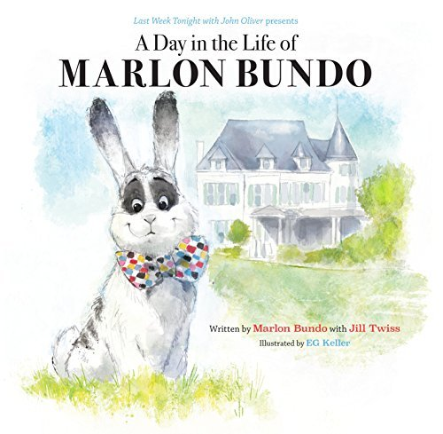 Jill Twiss A Day In The Life Of Marlon Bundo Last Week Tonight With John Oliver Presents
