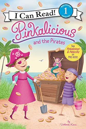 Victoria Kann Pinkalicious And The Pirates