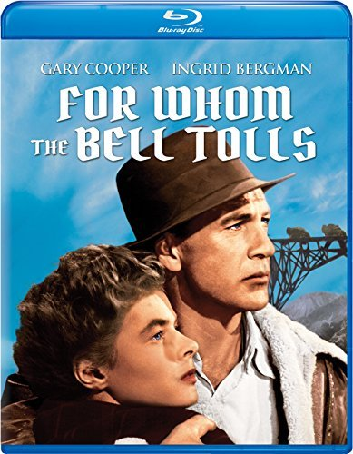 For Whom The Bell Tolls Cooper Bergman Blu Ray Mod This Item Is Made On Demand Could Take 2 3 Weeks For Delivery