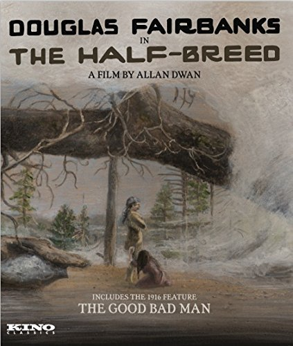 Half Breed Good Bad Man Double Feature Blu Ray