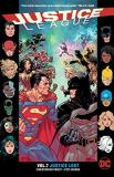 Christopher Priest Justice League Vol. 7 Justice Lost