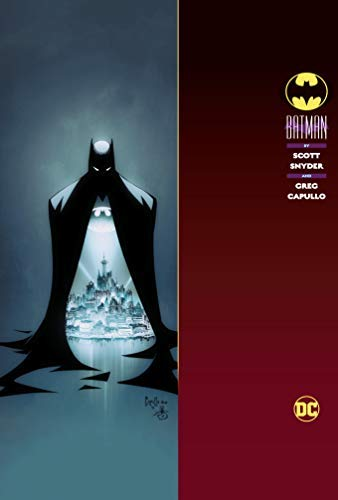 Scott Snyder Batman By Scott Snyder & Greg Capullo Box Set 3