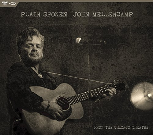 John Mellencamp Plain Spoken CD DVD