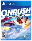 Ps4 Onrush (day 1 Edition)