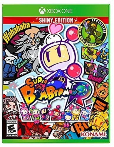 Xbox One Super Bomberman R Shiny Edition