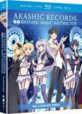 Akashic Records Of Bastard Magic Instructor The Complete Series Blu Ray DVD Nr