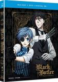 Black Butler Book Of The Atlantic Black Butler Book Of The Atlantic Blu Ray DVD Dc Nr