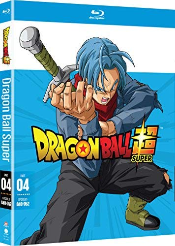 Dragon Ball Super Part 4 Blu Ray Nr