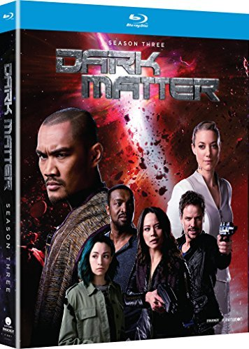 Dark Matter Season 3 Blu Ray Nr