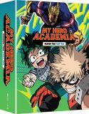 My Hero Academia Season 2 Part 2 Blu Ray DVD Limited Edition