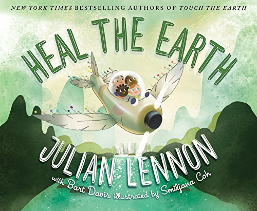 Julian Lennon Heal The Earth