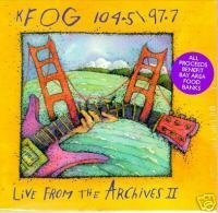 Kfog Live From The Archives Vol. 2