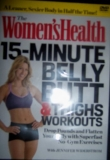Jennifer Widerstrom The Women's Health 15 Minute Belly Butt & Thigh Wo