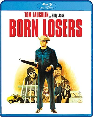 The Born Losers Laughlin Wellman Blu Ray Pg