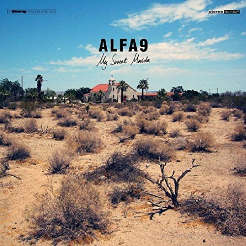 Alfa 9 My Sweet Movida Limited Clear Vinyl W Dl