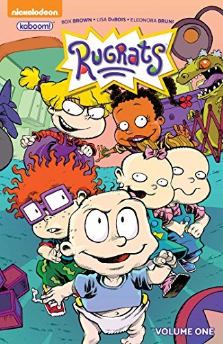 Box Brown Rugrats Vol. 1