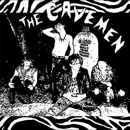the-cavemen-the-cavemen-180g-blood-red-vinyl