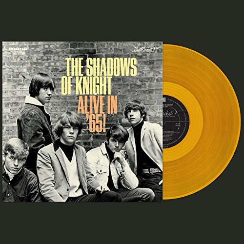 The Shadows of Knight/Alive In '65! (gold vinyl)@Gold Vinyl