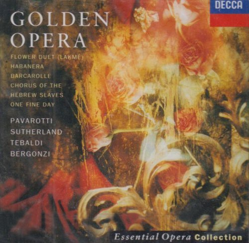 Golden Opera Essential Collection