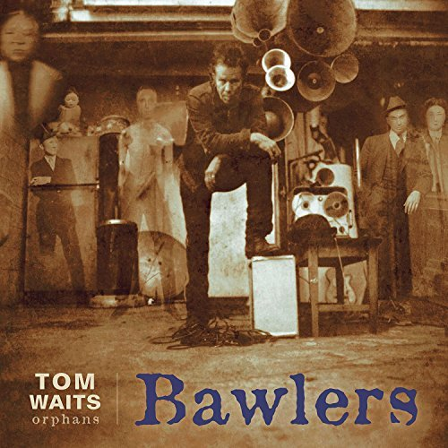 Tom Waits Bawlers Remastered 2lps