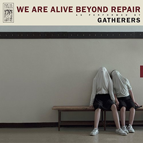 Gatherers We Are Alive Beyond Repair (brown & Black Marble Vinyl) Limited Brown & Black Marble Vinyl