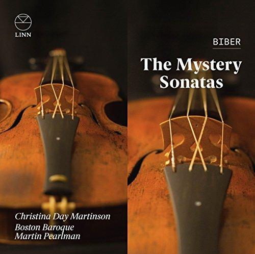 Biber / Martinson/Mystery Sonatas