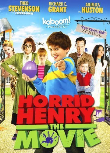 . Horrid Henry The Movie Bts Edition