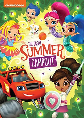 nickelodeon-great-summer-campout-dvd