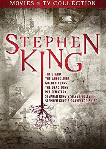 Stephen King Tv & Film Collection DVD
