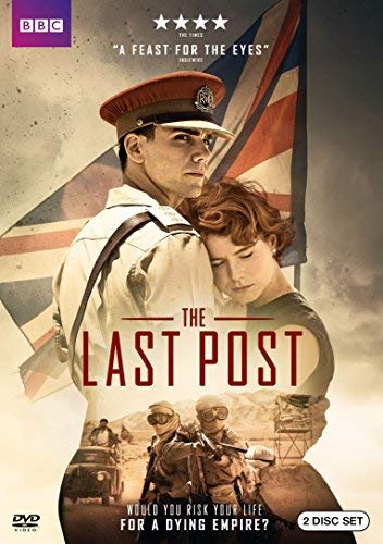 The Last Post Season 1 DVD