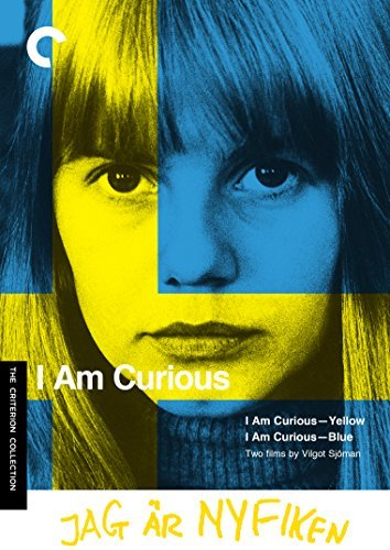 I am Curious..Yellow/I am Curious..Blue/Double Feature@DVD@CRITERION