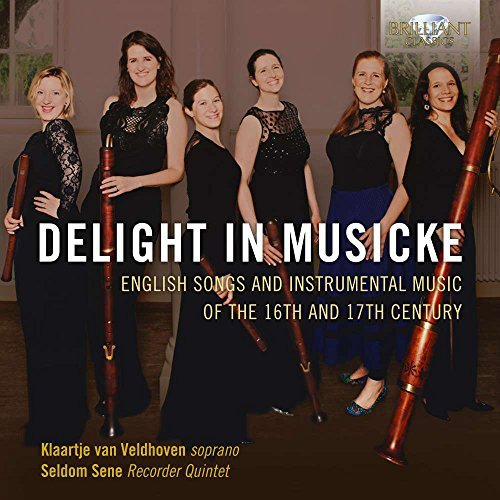 Byrd / Veldhoven / Sene/Delight In Musicke