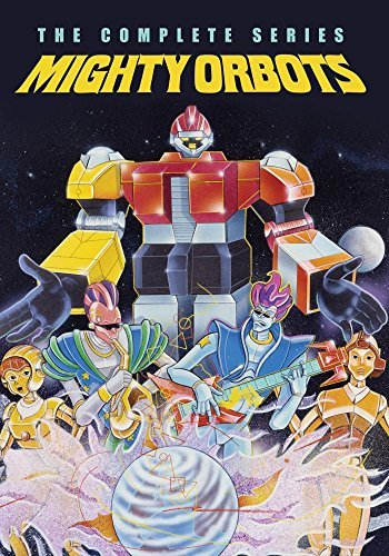 Mighty Orbots Complete Series DVD Mod This Item Is Made On Demand Could Take 2 3 Weeks For Delivery
