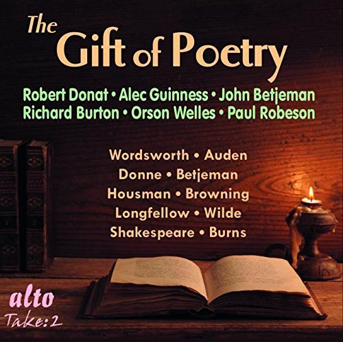 Guiness,Alec / Burton,Richard/The Gift Of Poetry@.