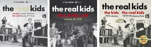 The Real Kids Live At The Rat! January 22 1978