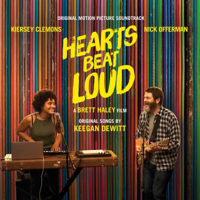 Hearts Beat Loud Original Motion Picture Soundtrack Keegan Dewitt