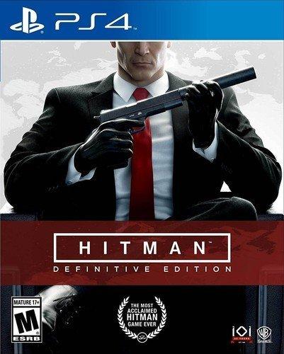 PS4/Hitman: Definitive Edition