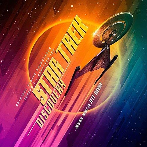 Star Trek: Discovery/TV Score (marbled vinyl)@2LP@Jeff Russo