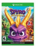 Xbox One Spyro Reignited Trilogy Includes Spyro Spyro 2 & Year Of The Dragon