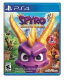 Ps4 Spyro Reignited Trilogy Includes Spyro Spyro 2 & Year Of The Dragon