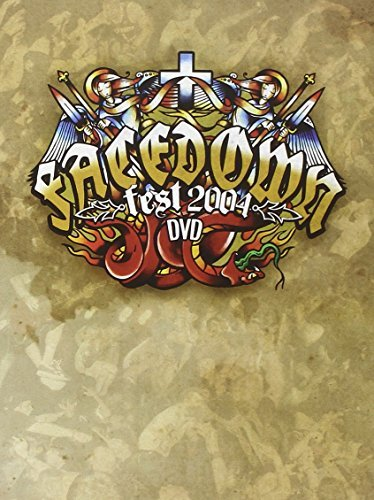 Facedown Fest 2004 DVD Facedown Fest 2004 DVD 2 DVD Set