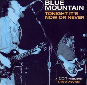 Blue Mountain Tonight It's The Night 2 CD Set