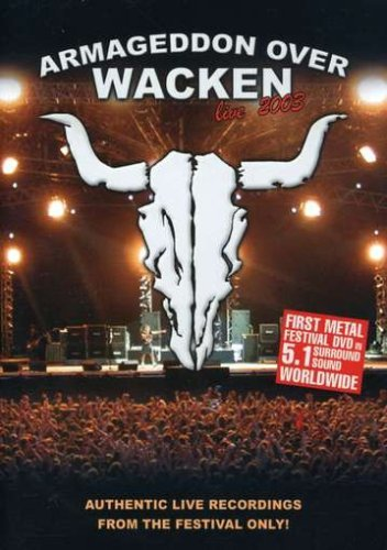 Armageddon Over Wacken Armageddon Over Wacken 2 DVD