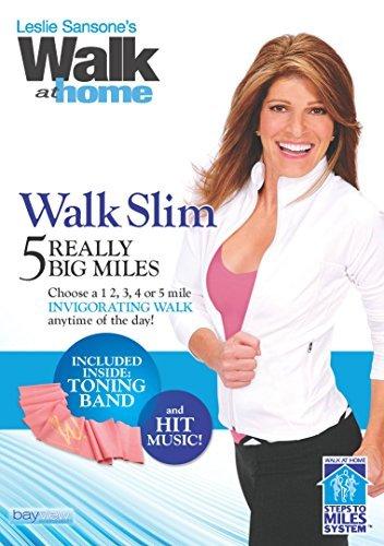Leslie Sansone/Walk Slim: 5 Really Big Miles