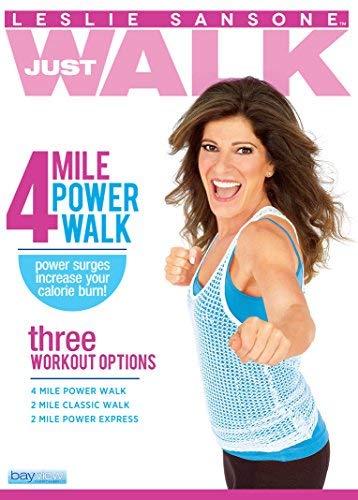 Leslie Sansone/4 Mile Power Walk